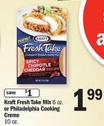 Free Kraft Fresh Takes