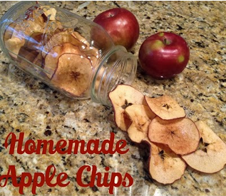 Cinnamon Apple Chips Coupon Crazy Girl