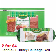 Jennie-O only $1 at Meijer