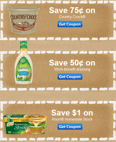 Unilever manufacturer coupons uk
