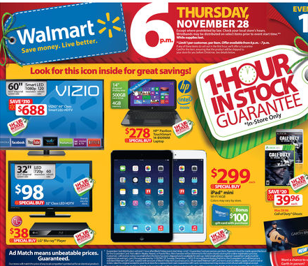 Walmart electronics coupons