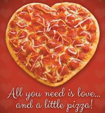 Papa Murphys Valentines Day Pizza Coupon Crazy Girl