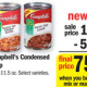 Campbell's Healthy Choice Soups only $.32 at Meijer