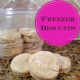 Freezer Biscuits