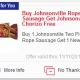 BOGO Johnsonville Coupon at Meijer