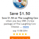 Laughing Cow Cheese $1 at Kroger