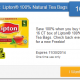 Free Lipton Tea from SavingStar