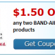 Band-Aid Coupon Plus Walgreens Deal