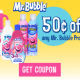 $.50/1 Mr. Bubbles Coupon