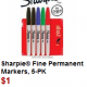 Free Sharpies at Staples