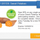 20% off Sweet Potatoes with SavingStar
